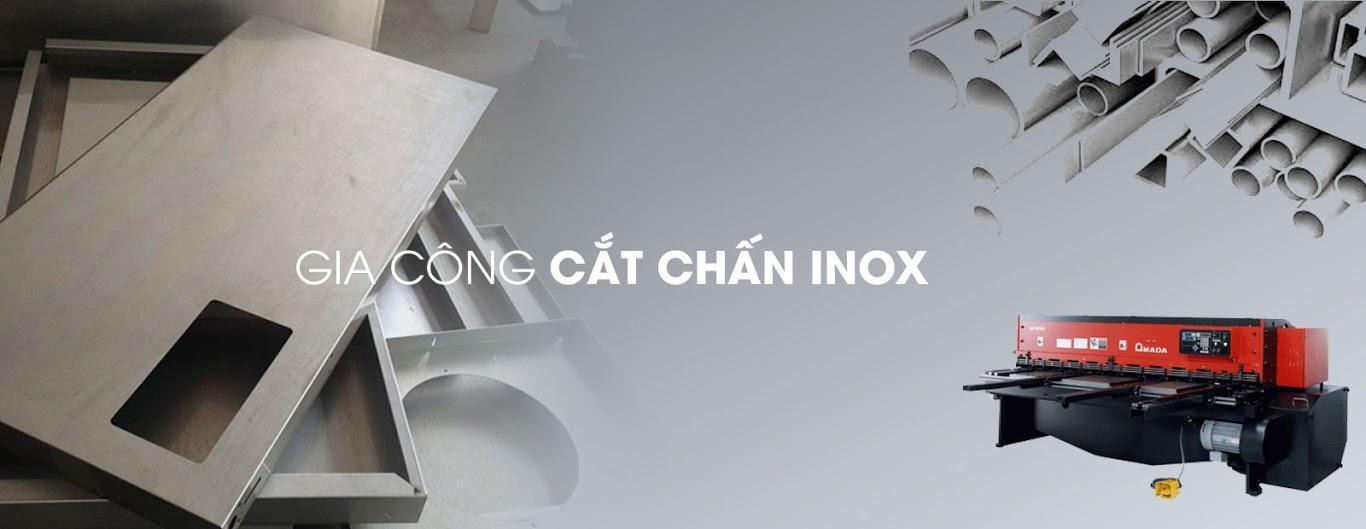 Gia công sắt inox theo yêu cầu - xe đẩy hàng - bồn rửa chén inox - thiết bị inox - thiết bị công nghiệp tại quận 1