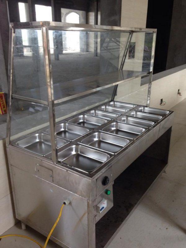 gia công sắt inox - xe đẩy hàng - bồn rửa chén inox - thiết bị inox chính hãng tại quận 5