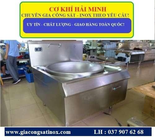Mẫu chảo inox công nghiệp thông dụng trong nhà bếp