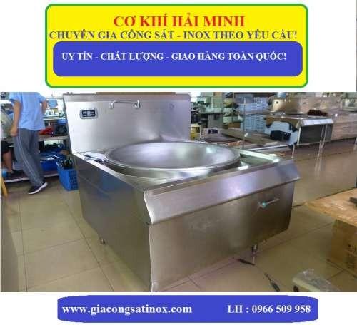 Các mẫu chảo bếp công nghiệp chất lượng