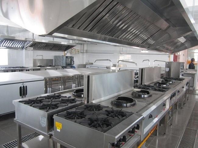 Cung cấp bếp công nghiệp tại quận 1 uy tín