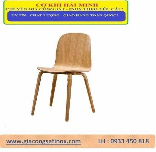 Ghế gỗ uốn công Hải Minh
