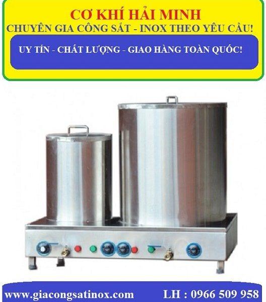 Nồi nấu điện inox công nghiệp HM-10