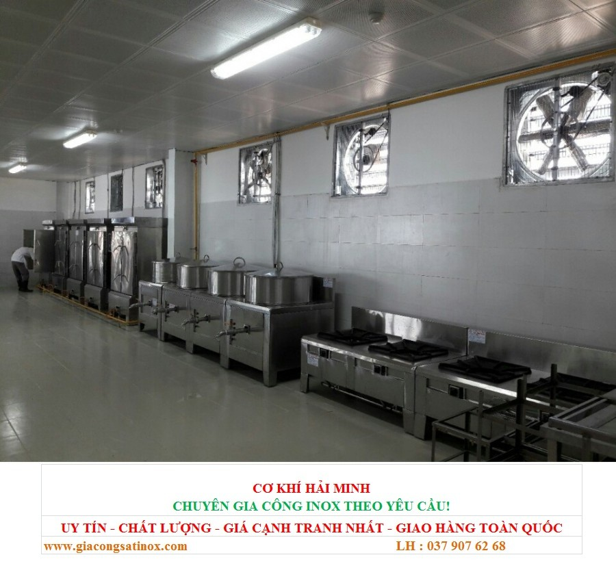 bep ga lon chat luong gia re 1 2 Các loại bếp ga lớn chất lượng và nên dùng hiện nay?