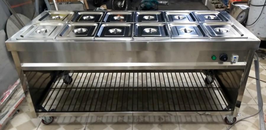 Nguồn gốc ra đời của sản phẩm máy hâm nóng thực phẩm
