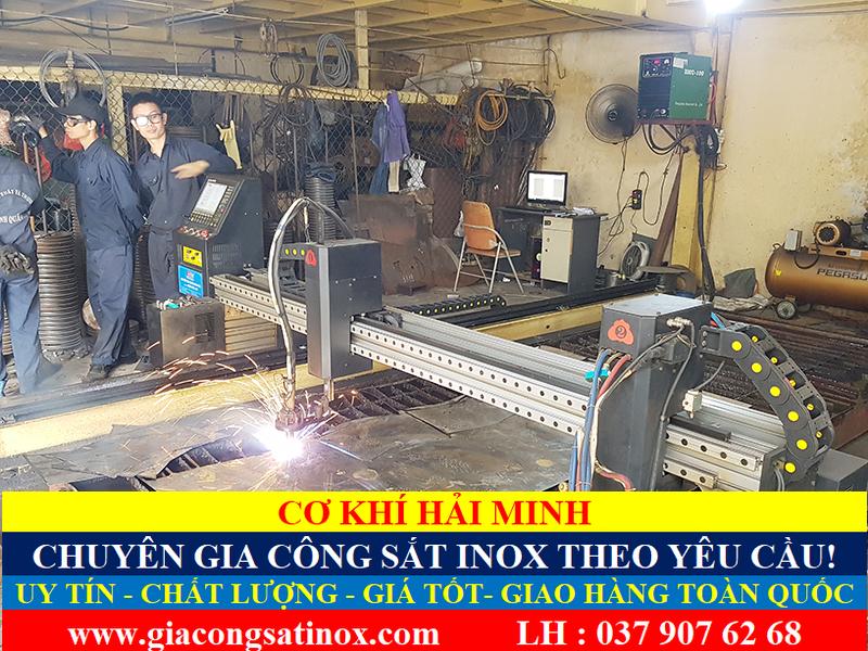 Cơ sở gia công inox 304 chất lượng giá rẻ tại TPHCM Vũng Tàu