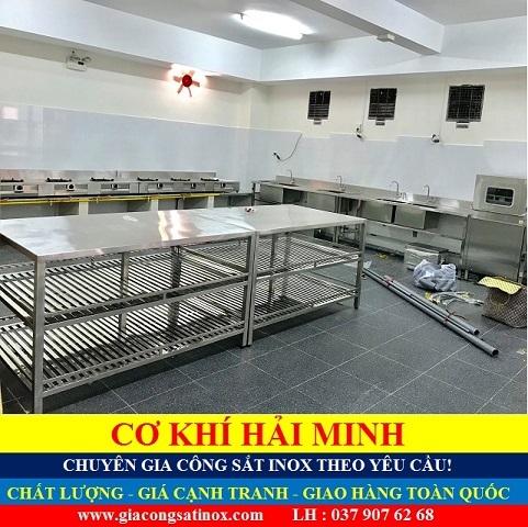 Nhà hàng khói bếp chất lượng giá rẻ TPHCM Vũng Tàu Đà Nẵng