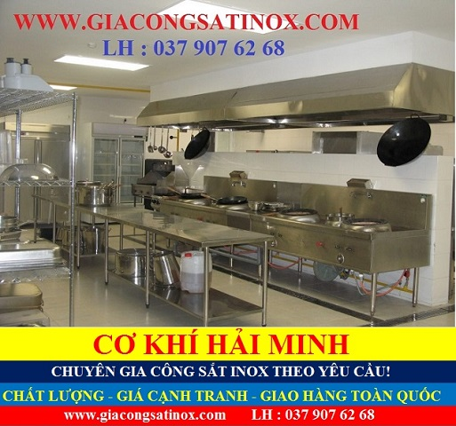 Thiết bị nhà bếp cao cấp chất lượng giá rẻ tại TPHCM Vũng Tàu Đà Nẵng