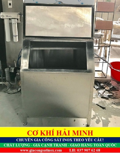 Báo giá thùng đá inox chất lượng giá rẻ TPHCM Vũng Tàu Đà Nẵng